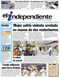 El independiente 23 08 2019
