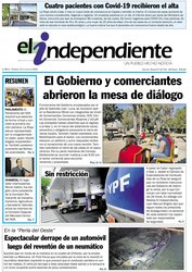 El independiente 12 07 2020